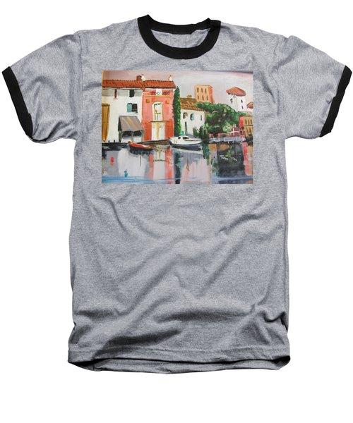 Italian Marina Baseball T-Shirt