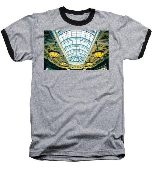 Italian Skylight Baseball T-Shirt