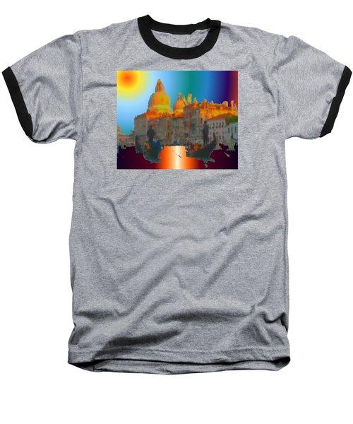 Italian Sunrise Baseball T-Shirt
