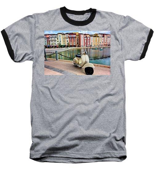 Italian Vista Series 8011y Baseball T-Shirt