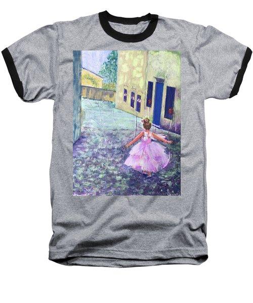 Italian Wedding Baseball T-Shirt