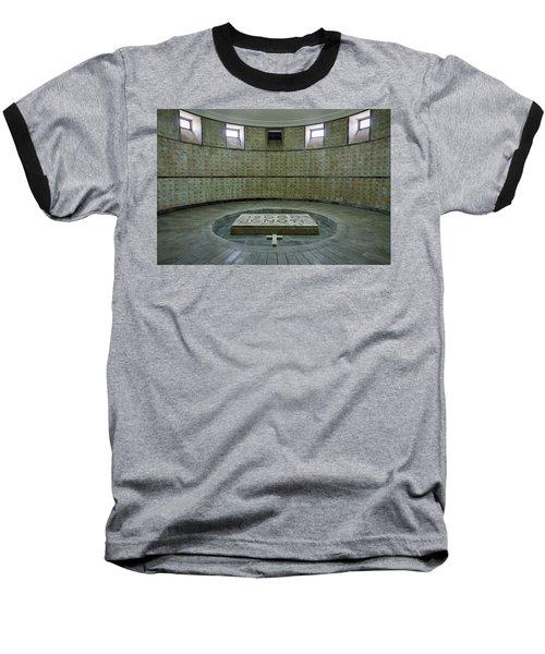 Baseball T-Shirt featuring the photograph Italian World War One Shrine #2 by Stuart Litoff