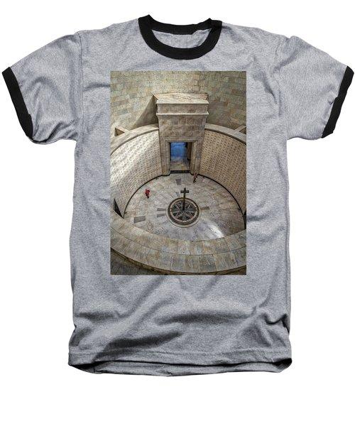 Baseball T-Shirt featuring the photograph Italian World War One Shrine #3 by Stuart Litoff