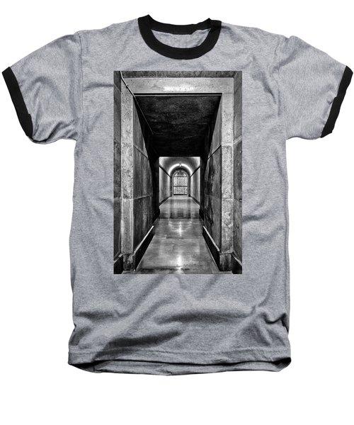 Baseball T-Shirt featuring the photograph Italian World War One Shrine #4 by Stuart Litoff