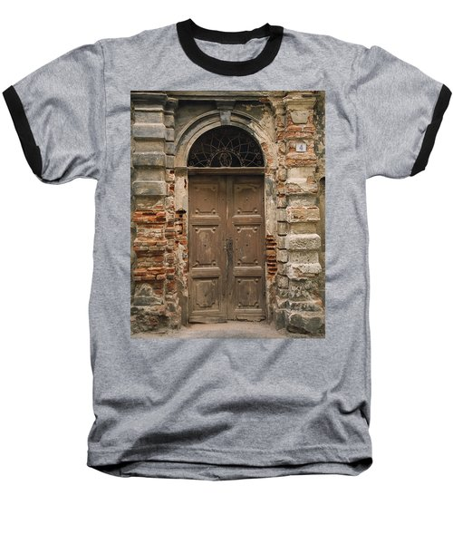Italy - Door Four Baseball T-Shirt