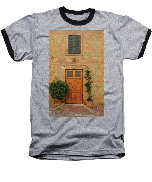 Italy - Door Nine Baseball T-Shirt