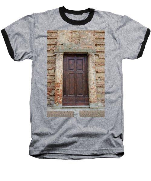 Italy - Door Nineteen Baseball T-Shirt