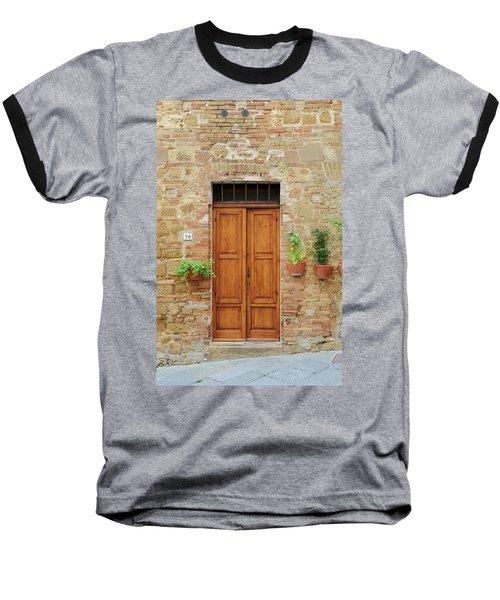Italy - Door Six Baseball T-Shirt