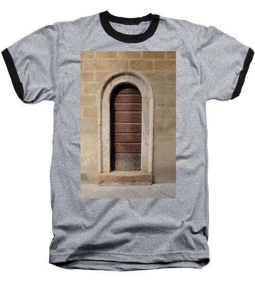 Italy - Door Ten Baseball T-Shirt