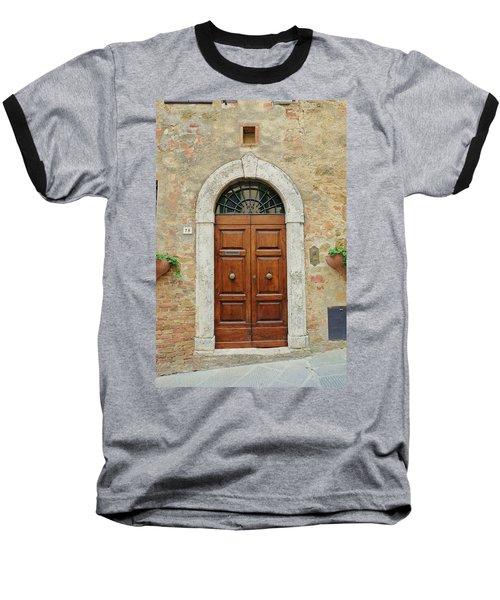 Italy - Door Twelve Baseball T-Shirt