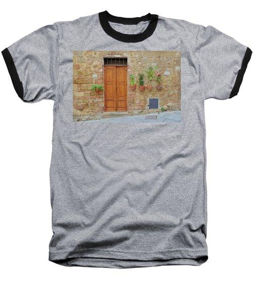 Italy - Door Twenty Baseball T-Shirt