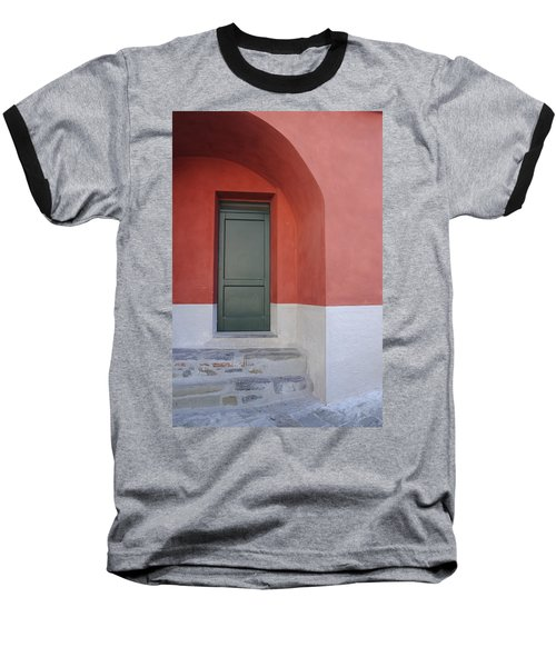 Italy - Door Two Baseball T-Shirt