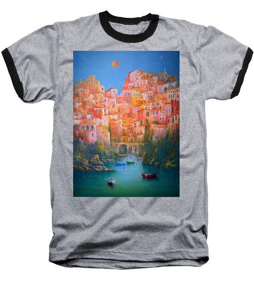 Impressions Of Italy   Baseball T-Shirt