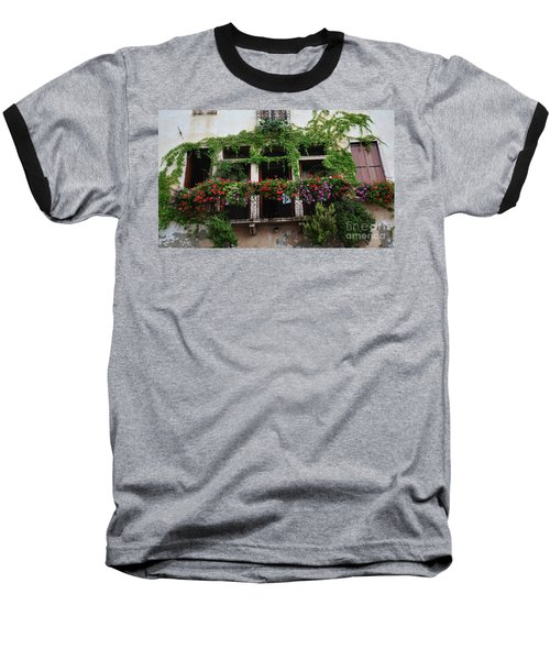Italy Veneto Marostica Main Square Baseball T-Shirt
