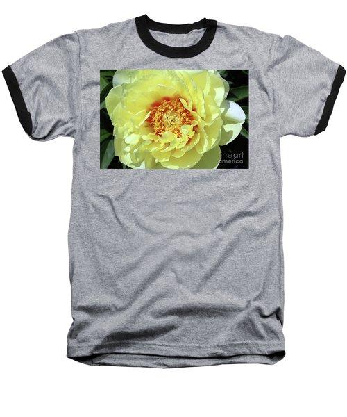 Itoch Peony  Baseball T-Shirt