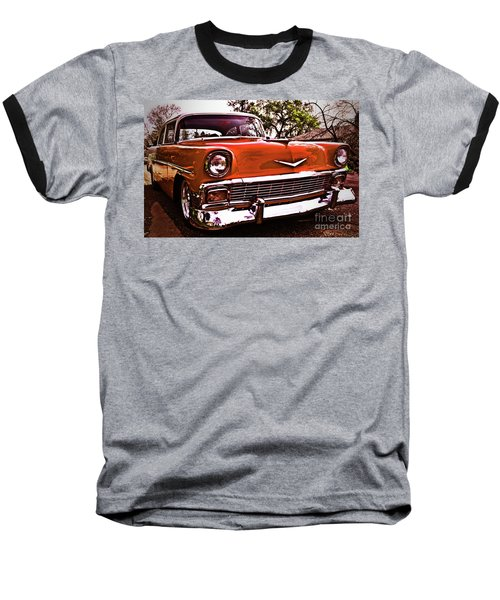It's A Chevy Baseball T-Shirt