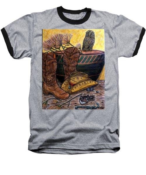 It's A Girl Thing Baseball T-Shirt by Kim Jones