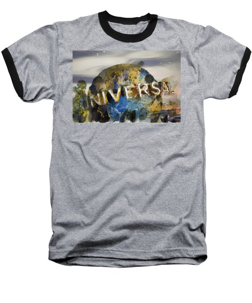 It's A Universal Kind Of Day Baseball T-Shirt