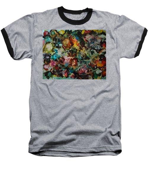 It's Complicated Baseball T-Shirt by Alika Kumar