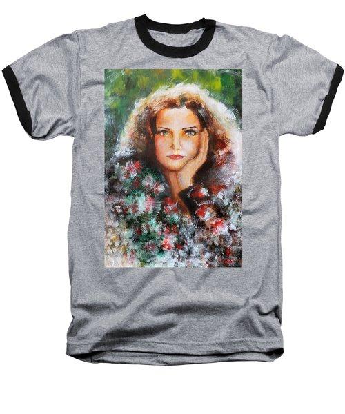 Flora Baseball T-Shirt