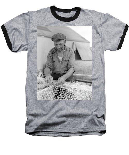 It's My Job Baseball T-Shirt by John Stephens