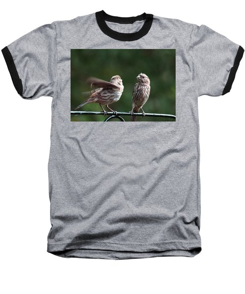 It's My Turn Baseball T-Shirt
