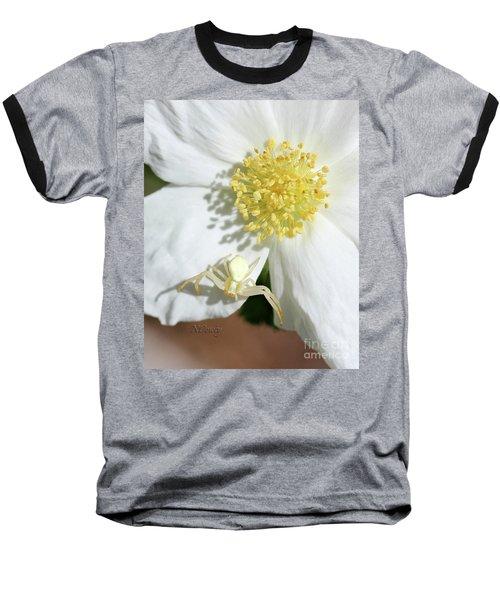 Ivory Huntress Baseball T-Shirt