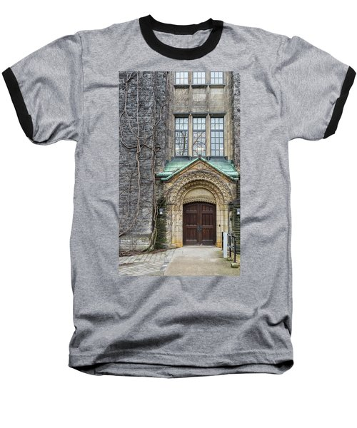Ivy And The Door Baseball T-Shirt