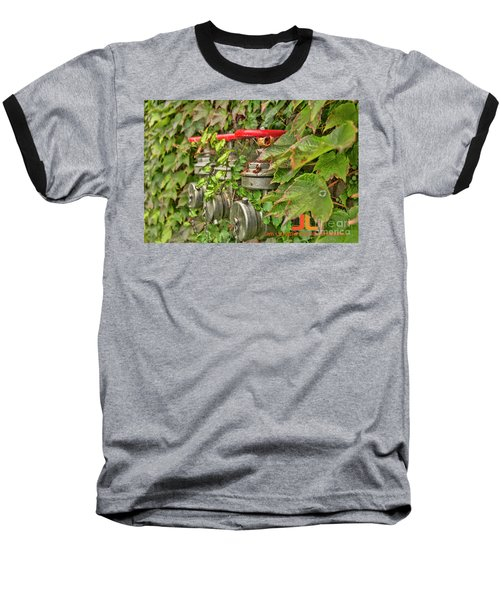 Ivy Standpipe Baseball T-Shirt