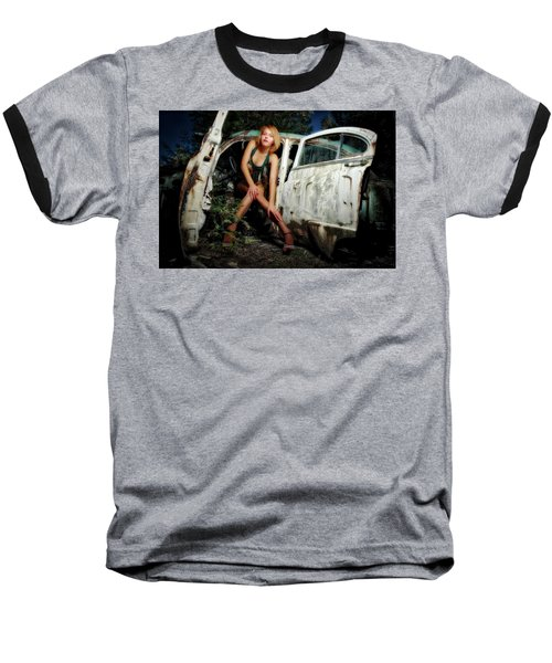 Izzy's Buick Baseball T-Shirt