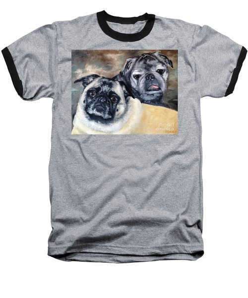 Jack And Bella Baseball T-Shirt
