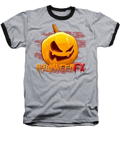 Jack O Lanterns Baseball T-Shirt