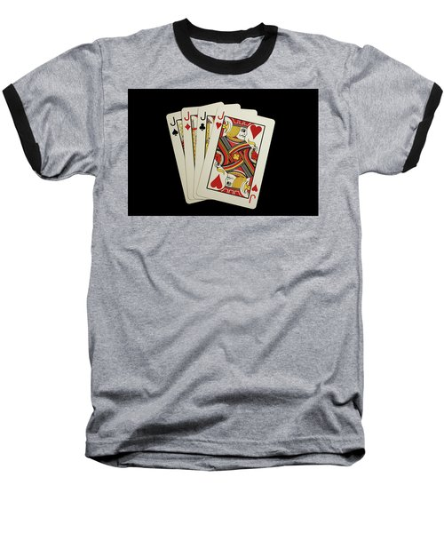 Jack Of All Trades Baseball T-Shirt