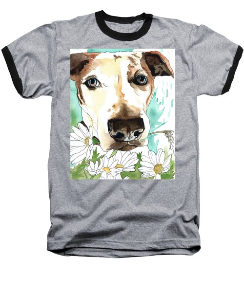 Gracie Jack Russell Baseball T-Shirt
