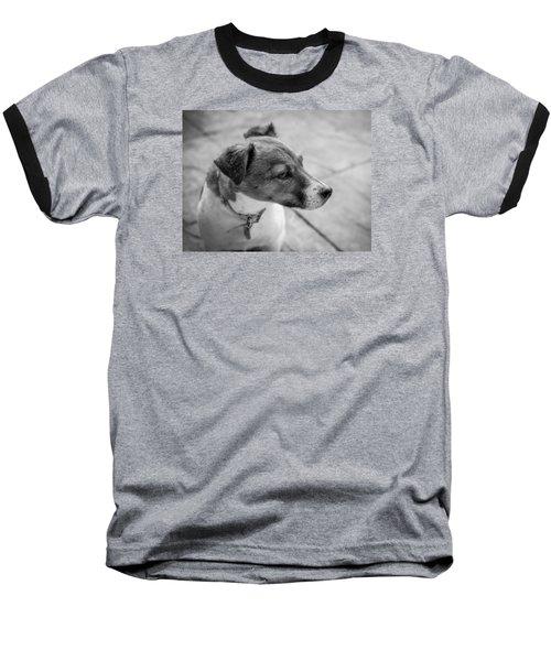 Jack Russell Baseball T-Shirt