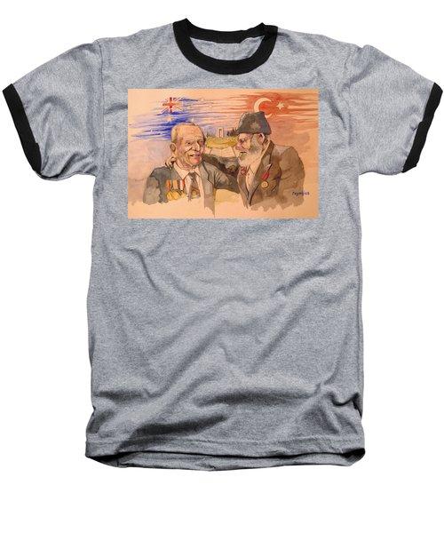 Jack Ryan And Hyseyin Kacmaz Baseball T-Shirt