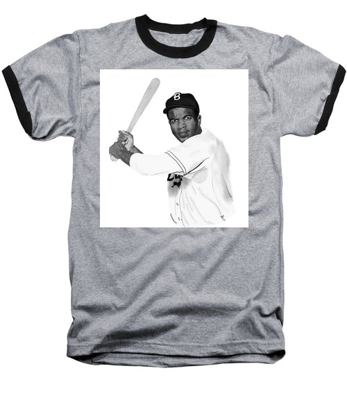 Jackie Robinson Baseball T-Shirt