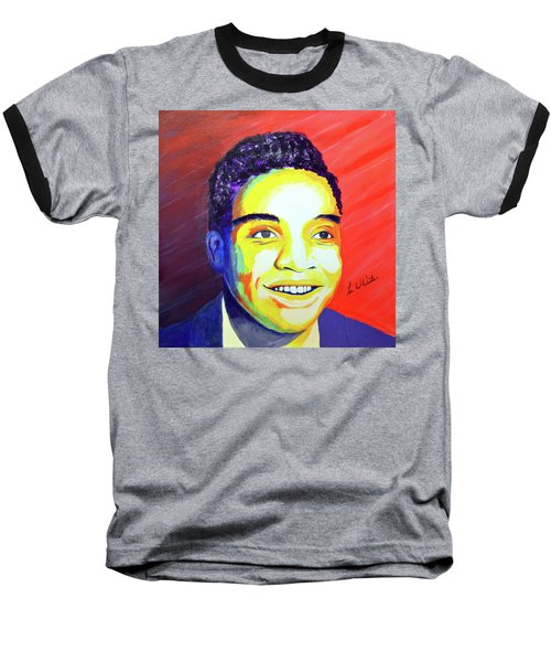 Jackie Wilson Baseball T-Shirt