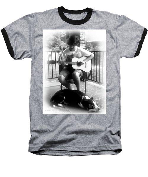 Jackson Bw Baseball T-Shirt