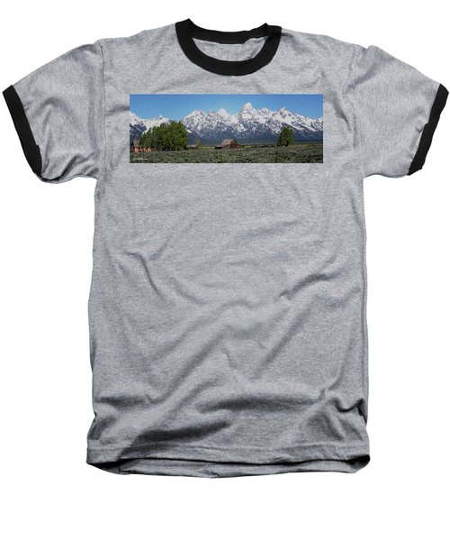Jackson Hole Baseball T-Shirt