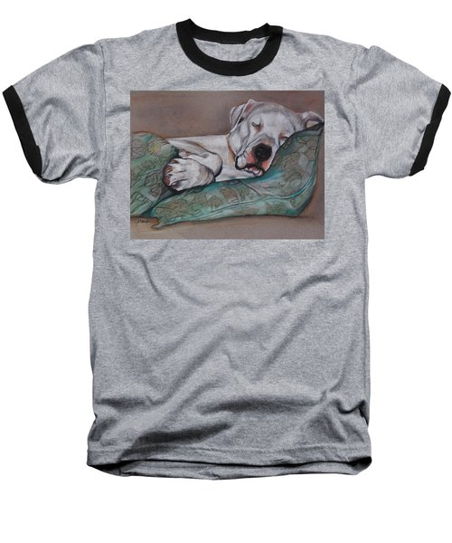 Jackson Baseball T-Shirt by Jean Cormier