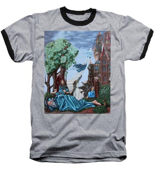 Jacob's Ladder Baseball T-Shirt