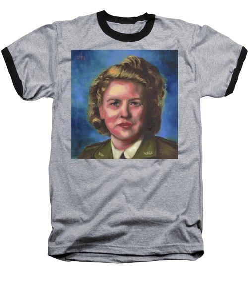 Jacqueline Cochran Baseball T-Shirt