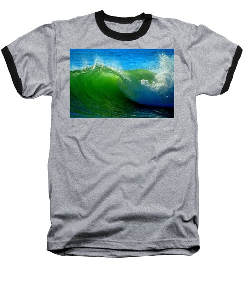 Jade Cascade Baseball T-Shirt