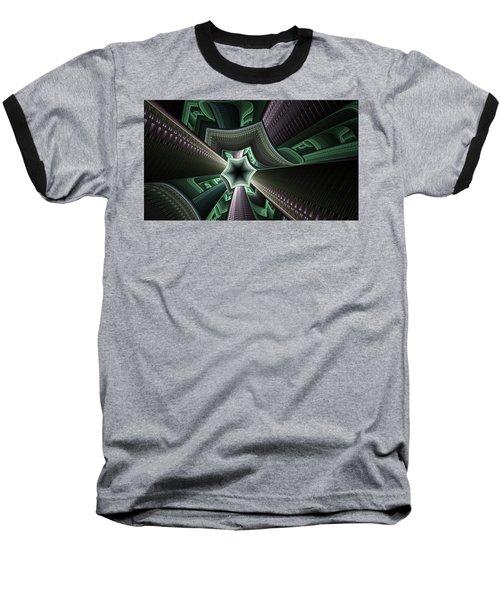 Jade Empress Baseball T-Shirt