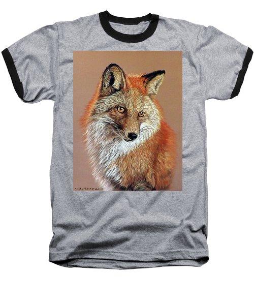 Jade Baseball T-Shirt by Linda Becker