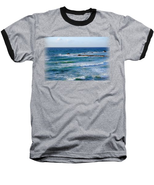 Jaffa Beach T-shirt Baseball T-Shirt