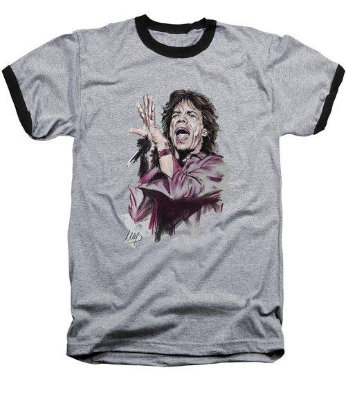 Jagger Baseball T-Shirt