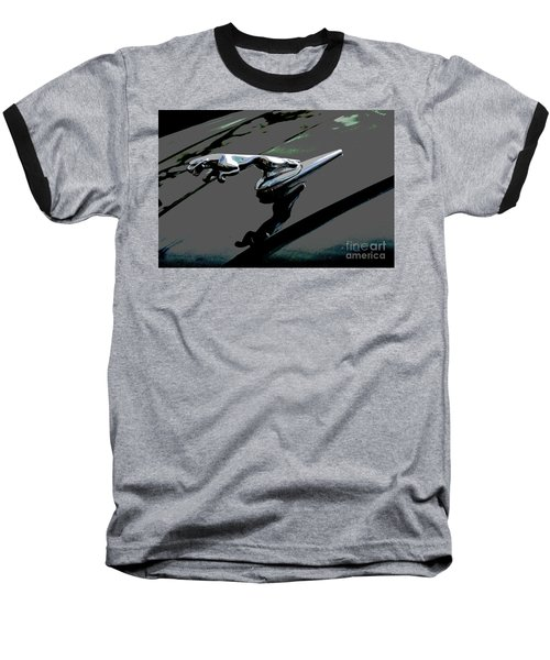 Jaguar Baseball T-Shirt by Cindy Manero
