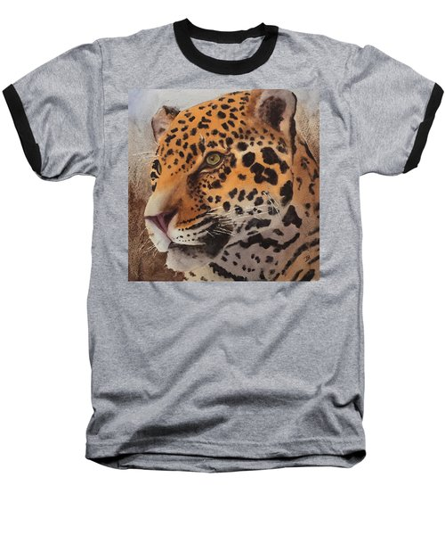 Jaguar Baseball T-Shirt